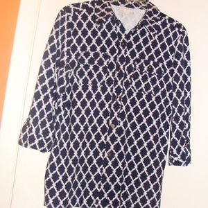 Ladies Charter Club Shirt (Size XL)